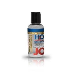 Rozgrzewający wodny żel analny system jo anal h2o lubricant warming 75 ml