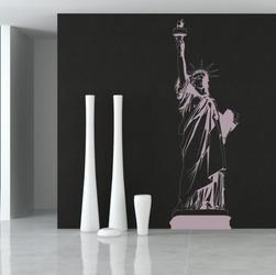 szablon malarski Statua Wolności budowle a15