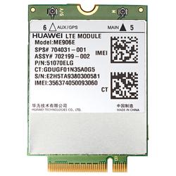 Moduł szerokopasmowy HP lt4112 LTEHSPA+ 4G do urządzeń przenośnych