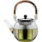 Zaparzacz do herbaty z bambusową rączką bodum assam 1 litr 11806-139