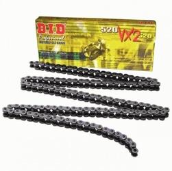 Ogniwo łączące zapinane łańcucha napędowego did520vx2 didcl520vx2-fj