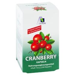 Cranberry kapsułki 400 mg