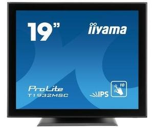 IIYAMA Monitor 19cali T1932MSC-B5X POJ.10PKT.IP54,HDMI,DP.