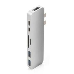 HyperDrive Replikator portów USB-C HyperDrive DUO srebrny