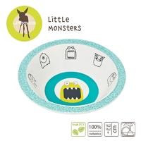 Granat miseczka z melaminy little monster