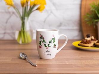 Kubek porcelanowy na prezent altom design dzień matki 300 ml, dek. dla mamy