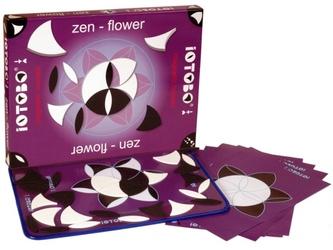 MANDALA ZEN FLOWER układanka magnetyczna