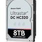 Western Digital Dysk twardy WDHGST ULTRASTAR 7K8 8TB 3,5 cali SATA 512E SE