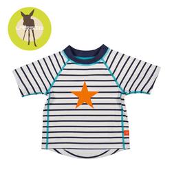 Koszulka T-shirt do pływania Sailor, UV 50+