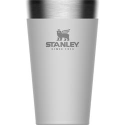 Kubek termiczny do zimnych napojów, stalowy Stanley Adventure 0,47 Litra, biały 10-02282-059