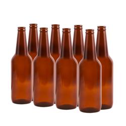 Butelki do piwa 500 ml - 8 szt.