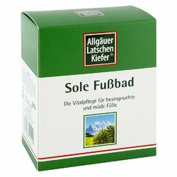 Allgaeuer Latschenk. sól do kąpieli stóp