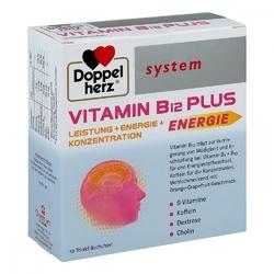 Doppelherz system witamina b12 ampułki do picia