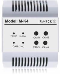 Moduł dodatkowych kamer vidos duo m-k4 - szybka dostawa lub możliwość odbioru w 39 miastach