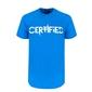 Koszulka męska certified noda t-shirt - niebieski