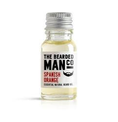 Bearded man co - olejek do brody hiszpańska pomarańcza - spanish orange 10 ml