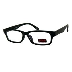 Okulary męskie antyrefleks czarne dr-108c2