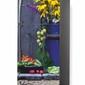 Foto naklejka na lodówkę kompozycja kwiatowa p621