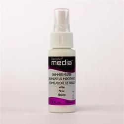 Media - mgiełka 59 ml - biały perłowy - BIAPER