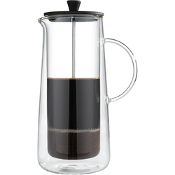 Kafeteria tłokowa aroma press zassenhaus 8 filiżanek espresso zs-045024