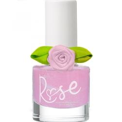 Lakier do paznokci dla dzieci snails rose - peel-off - nails on fleek