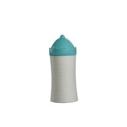 Kubek niekapek mombella - latarnia morska blue