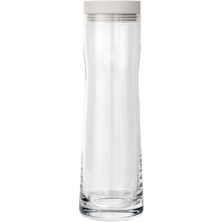 Karafka na wodę 1 Litr Splash Blomus jasnoszara zatyczka B63780