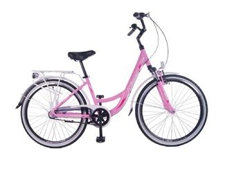 Rower r-land 26 latina 3-bieg nexus - różowy