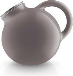 Dzbanek do zaparzania herbaty globe nordic grey