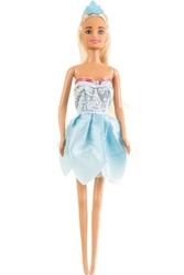 Lalka anlily - księżniczka - jasny blond
