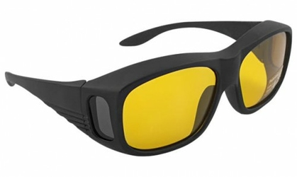 Okulary polaryzacyjne rozjaśniające + etui DRAGON