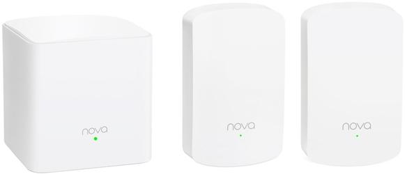DOMOWY SYSTEM WI-FI TENDA MESH NOVA MW5 3-pack - Szybka dostawa lub możliwość odbioru w 39 miastach