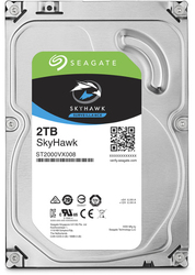 DYSK SEAGATE SkyHawk ST2000VX008 2TB - Szybka dostawa lub możliwość odbioru w 39 miastach