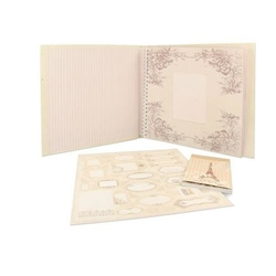 Album Kit Smash Book PARIS + dodatki