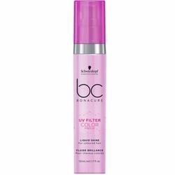 SCHWARZKOPF BC COLOR Freeze UV Filter Liquid Shine mgiełka nabłyszczająca do włosów 50ml