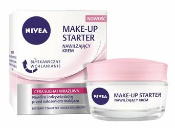 Nivea Makeup Starter, cera sucha i wrażliwa, 50ml