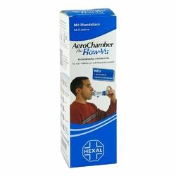 Hexal Aerochamber komora inhalacyjna z ustnikiem dla dorosłych i