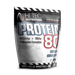 HI-TEC Protein 80 - 1000g - Dark Chocolate