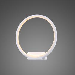 Altavola Design :: Kinkiet Ledowe Okręgi no. 1 in 3k biały Altavola Design