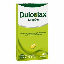 Dulcolax drażetki 5mg