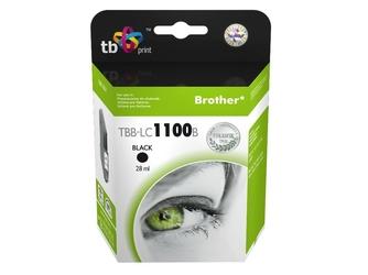 TB Print Tusz do Brother LC9801100 TBB-LC1100B BK 100 nowy