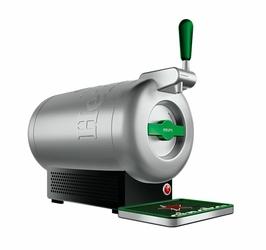 Dystrybutor do piwa KRUPS VB650E  2 litry  nowoczesny