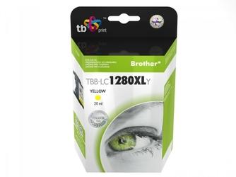 TB Print Tusz do Brother LC1280XL TBB-LC1280XLY YE