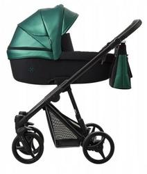 Wózek Bebetto Nitello Shine 3w1 fotel Avionaut Pixel
