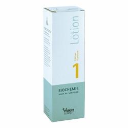 Biochemie Pflueger 1 Calcium fluor.Lotion Creme