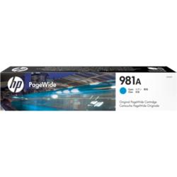 Oryginalny purpurowy wkład atramentowy HP 981A PageWide
