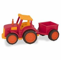 Traktor z przyczepą, B.toys