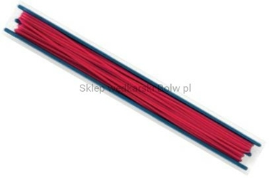 Guma amortyzacyjna 5mt Silikon 1,4mm PINK Fiume