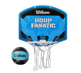 Zestaw do koszykówki Wilson Hoop Fanatic Mini Hoop- WTBA00436