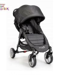 Wózek Baby Jogger CITY MINI 4-kołowy CHARCOAL 2019 FOLIA